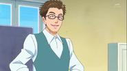Daikichi en su primera aparicion en el episodio 13