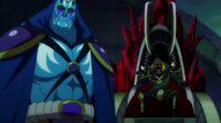 STPC45 Garuouga tells Kappard he must take part in Darknest's plan