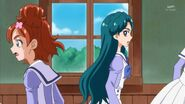 Haruka escapando