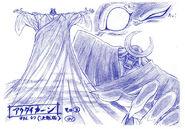 Bocetos de Akudaikan