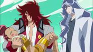 Kumojaki y Cobraja logran recuperar a Sasorina