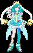 Perfil en Cure Milky (TV Asahi)