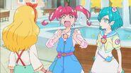 STPC3.39-Hikaru se da cuenta de que la chica es Elena Amamiya