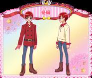 Akira Winter Outfit