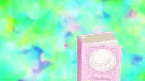 ¡Cure Up Rapapa! ¡Esmeralda! ¡Feliz Flor Diver Diver!