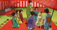 DDPC27 - Mari finishing her tea ceremony