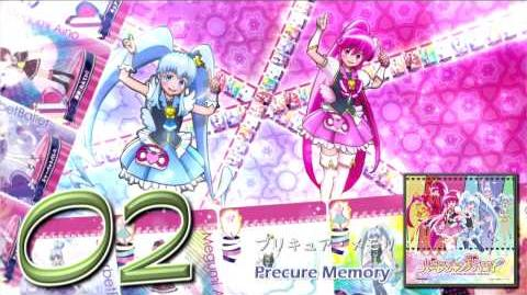 HappinessCharge Precure! OP&ED Theme Single Track02