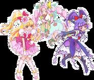 Perfil de Maho Girls Pretty Cure
