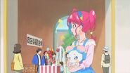 STPC3.21-Hikaru se da cuenta del globo del pulpo y tiene una idea