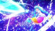 Salpicadura Arcoíris Pretty Cure (Leo)