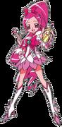 Cure Blossom Perfume Corazón