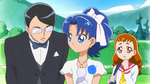 KKPCALM35-Mizushima tells Aoi about the host of the party
