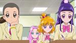 (7) The Trio Back at No Magic School