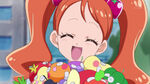 KKPCALM05 Ichika with a bunch of plushies
