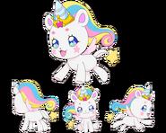 Perfil fuwa unicornio