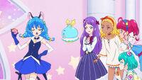 STPC21 Yuni tells the girls to just call her Yuni