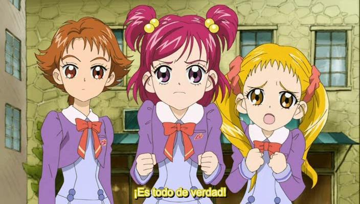 Yes! Pretty Cure 5 - Capítulo 04
