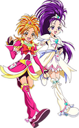 Perfil Splash Star Festival Pretty Cure