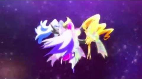 Pretty Cure Innocent Purification ( vs Queen Mirage)