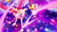 Puño Estelar de Piscis Pretty Cure