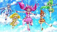 Smile Pretty Cure en HUGtto