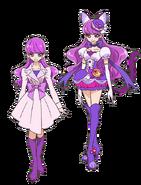 Cure Macaron-Yukari Kotozume