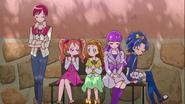 Las chicas rechazan la idea de un hanami de Ichika