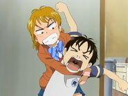 Movimiento de lucha de Nagisa