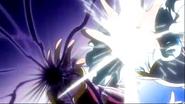 Phoenix Pretty Cure cargando el rayo