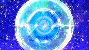 Rainbow Splash Aquarius symbol