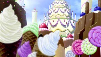 Страна сладостей 3: река сладостей
