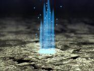 Фонтан воды 3
