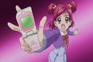 Nozomi Metamorphose in school uniform GG