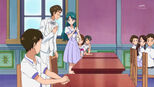 Kimimaro interrupts class