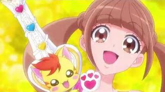Healin'♡Good Precure! Cure Sparkle Transformation HD