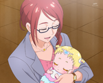 HuPC03-Sumire explains her trick to calming down babies