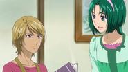 Komachi y Nattsu Yes!Precure 5 Gogo Full Throtle