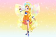 Cure Etoile Estilo Animado Madre (Toei Animation)