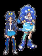 Cure Gelato-Aoi Tategami