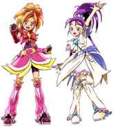 Perfil de Pretty Cure Splash Star
