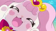 3. Pafu despertando a Haruka