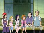 Akane's apron says Taka instead of Tako