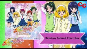 Rainbow Colored Every Day