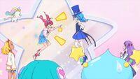 STPC36 Hikaru calls Yuni out