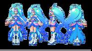 Cure Mermaid CG Movie