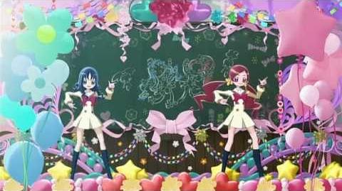 HeartCatch PreCure! Ending 01