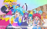 Pretty Cure Online STPC wall star 21 1 S