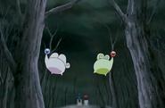 Michiru y Kaoru conocen Muupu y Fuupu