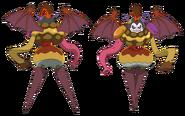 Perfiles de la Fusion de los Ladrones del KiraKira