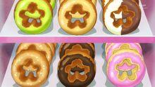 STPC09 Star Donuts